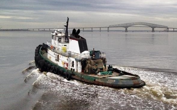 97' Model Bow Ocean Towing Tug For Sale