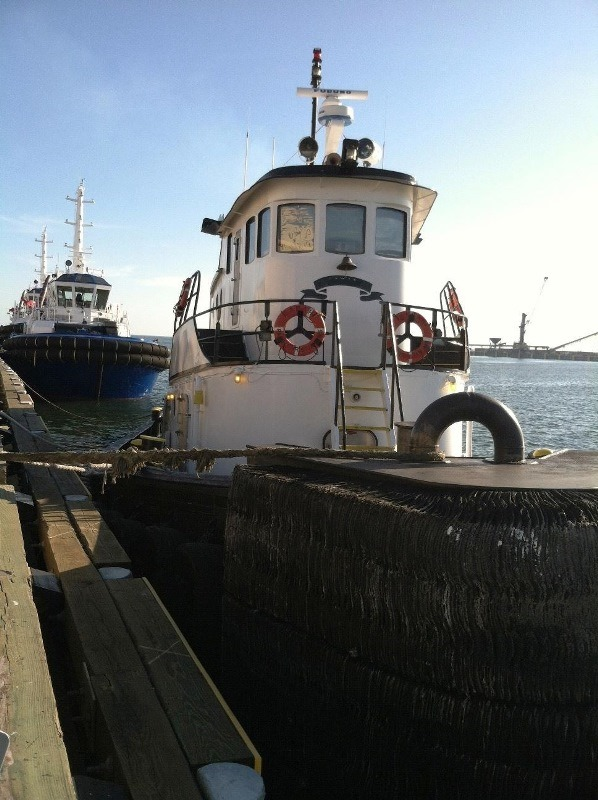 125' Model Bow Ocean Towing Tug For Sale
