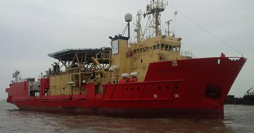 85m Multi Purpose Support Vessel For Sale