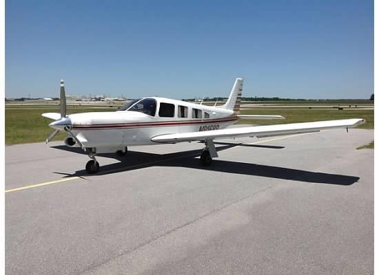 Aircraft Piper Saratoga 1982 Piper Turbo Saratoga SP For Sale $165,000.