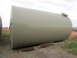 Fiberglass Tank 400 BBL For Sale