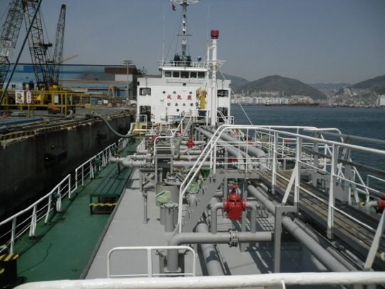 66m Product Oil Tanker 1957 DWT Zinc Coated For Sale