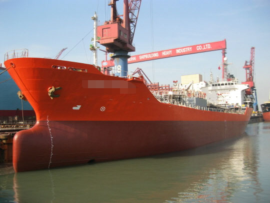 108m Oil Molasses Chemical Tanker IMO II & III For Sale