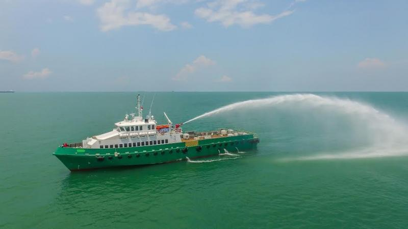 41m Fast Support Intervention Vessel For Sale