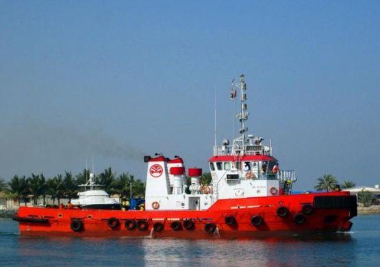 32m Ocean Going Tug Boat 3000 HP 40t BP For Sale