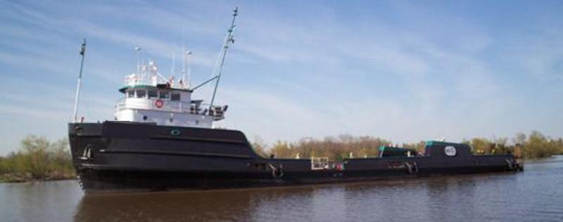 166' Offshore Supply Vessel For Sale