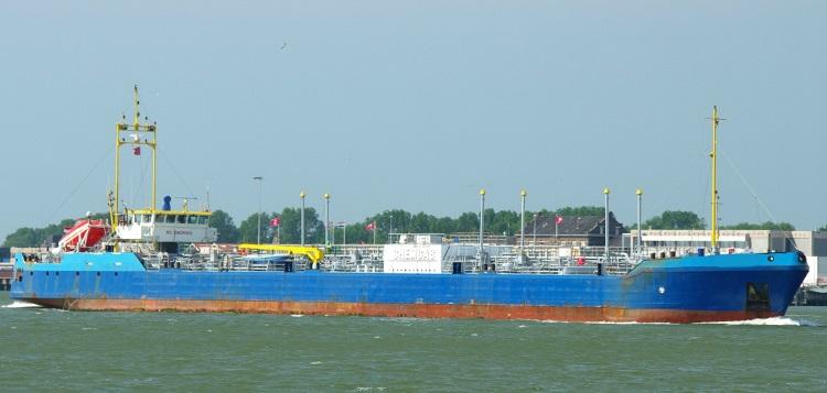 90m Liquefied Petroleum Gas Tanker LPG Ammoniac Tanker For Sale