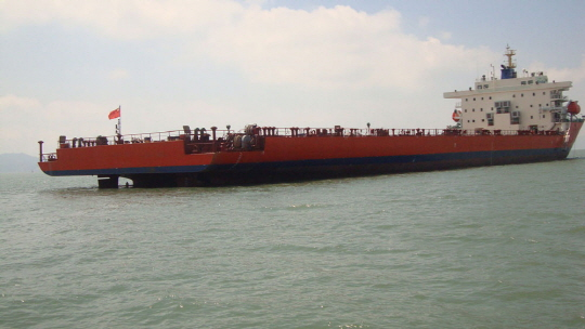 140m Self Propelled Barge 2011 - DWT 12450 For Sale