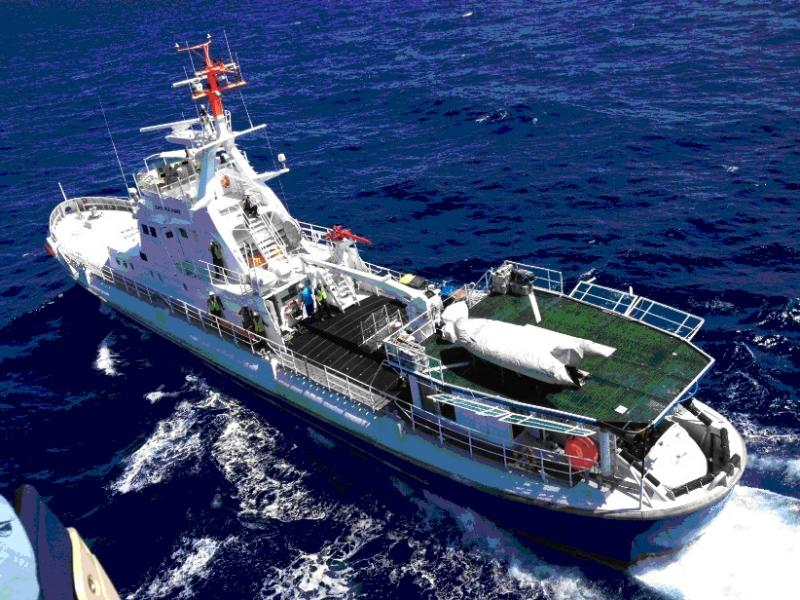 44m Search and Rescue Supply Vessel Refit 2015 For Sale