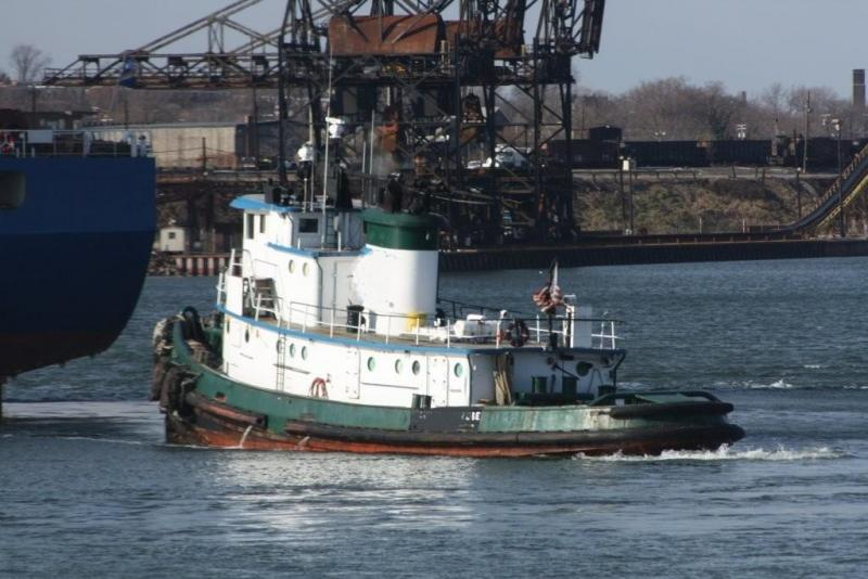 95' Coastal Ocean Towing Model Bow Tug For Sale