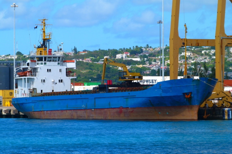 71m General Cargo Ship 1975 - Self Discharge - Sietas Built - DWT 263 For Sale