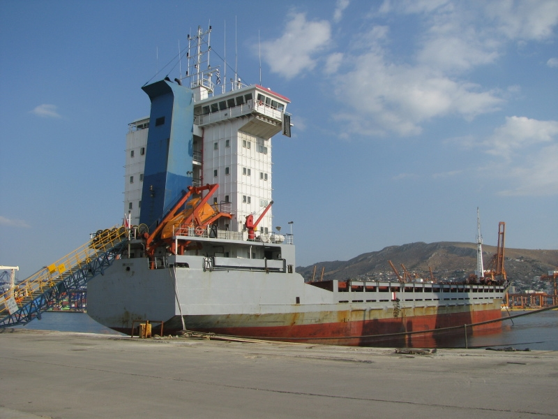 100m Gearless General Cargo Ship 1995 - Box Type - DWT 5910 For Sale