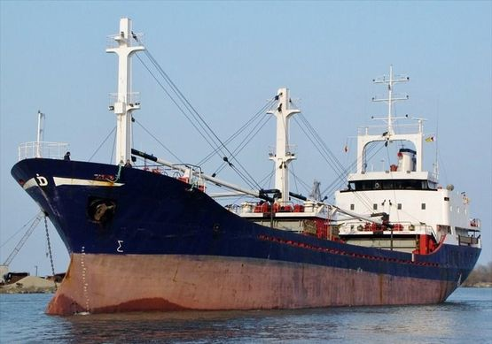 83m Geared Cargo Ship 1983 - DWT 3447 For Sale