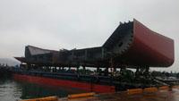81m Ballast Deck Barge 2001 - 15t m2 Deck Load - DWT 4975 For Sale