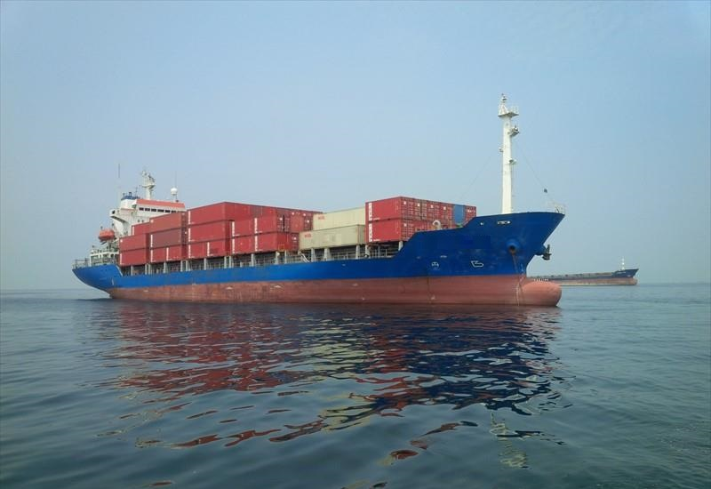 121m Container Ship 1991 - 414 TEU 60 Reefer - DWT 8076 For Sale