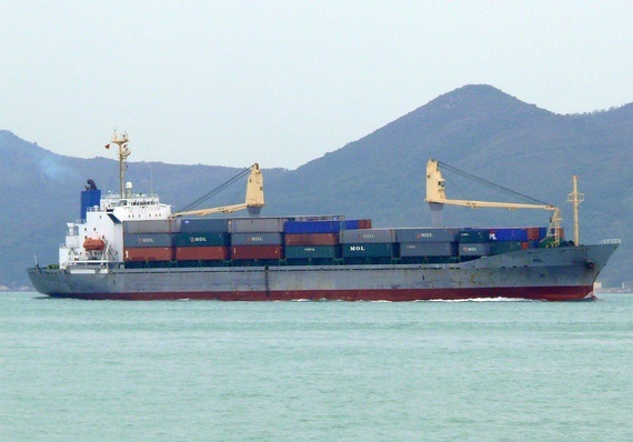146m Container Ship 1994 - 954 TEU - DWT 15429 For Sale
