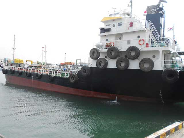 59m Oil Tanker 2013 - DH DB - DWT 1034 For Sale