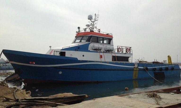 31m Crew Boat Utility Boat 2011 - 35 PAX For Sale