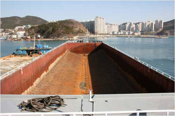 86m Split Barge - 3500 CBM - DWT 5630 For Sale