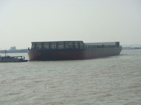 92m X 3 Deck Barges - Deck Strength 15 t/m2- DWT 8200 For Sale