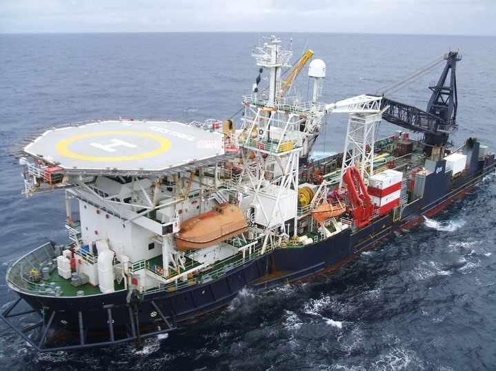 98.5m DP Saturation Diving Vessel for sale