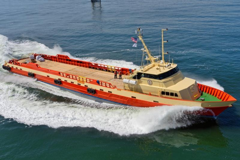 61m Fast Supply Vessel 2015 - DWT 495 For Sale