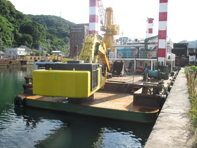 32m Dredger 1997 - Backhoe For Sale