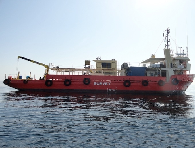 37m Supply Ship 1982 - Bowthruster - DWT 243 For Sale