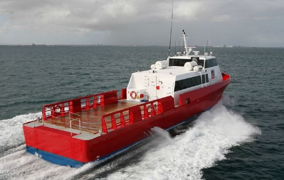 28m Crew Supply Boat 2006 - 60 PAX For Sale