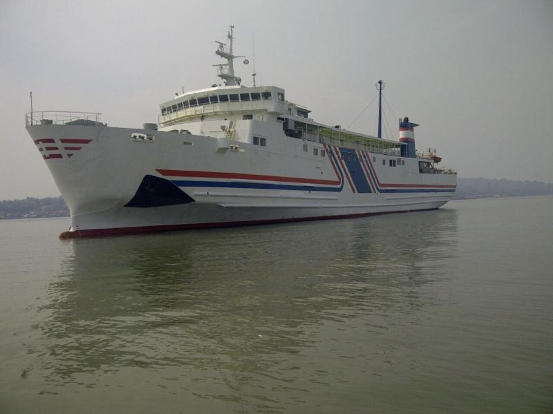 85m ROPAX Ferry 1989 - 839 PAX 30 Car - GRT 3963 For Sale