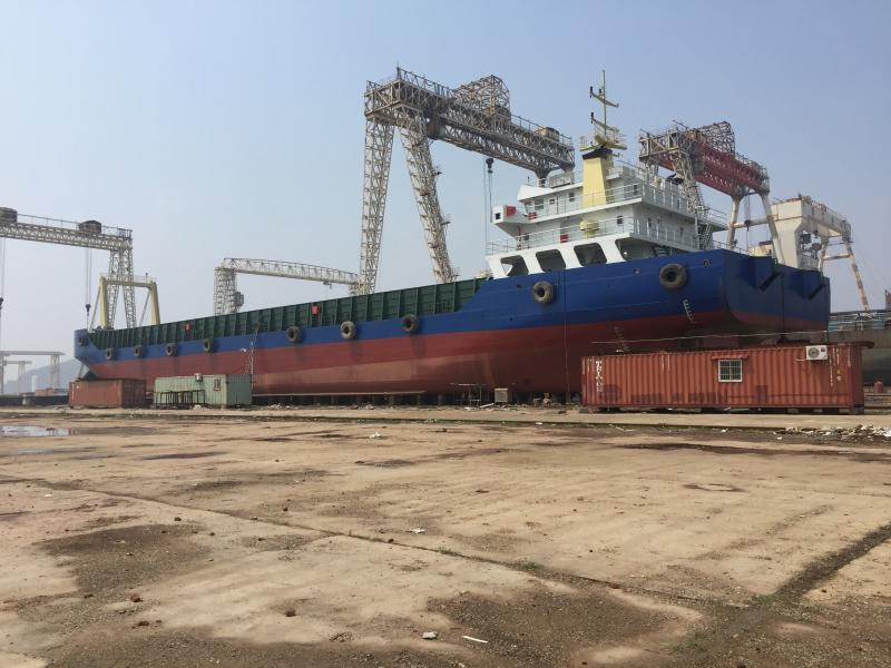 98m Self Propelled Barge 2016 - DWT 5000 For Sale