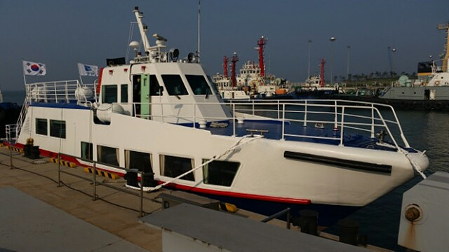 19m Passenger Boat 1995 - FRP - 78 PAX For Sale