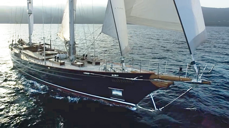 35m Cutter Rigged Cruising Ketch - Refit 2012 For Sale