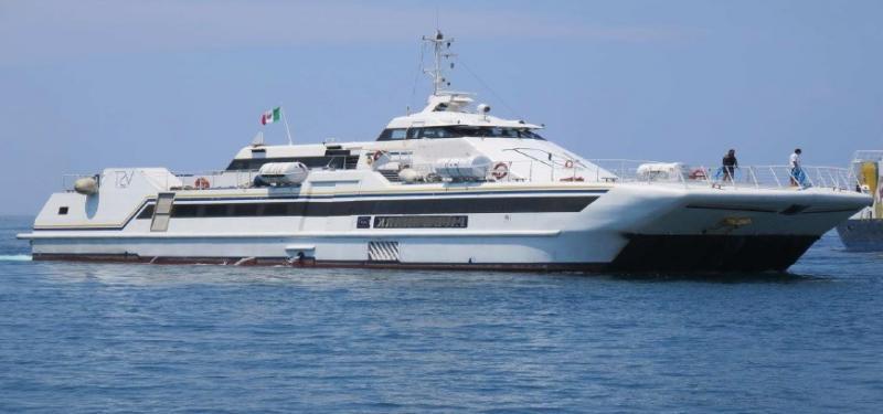 36m High Speed Passenger Ferry 330 Passengers For Sale