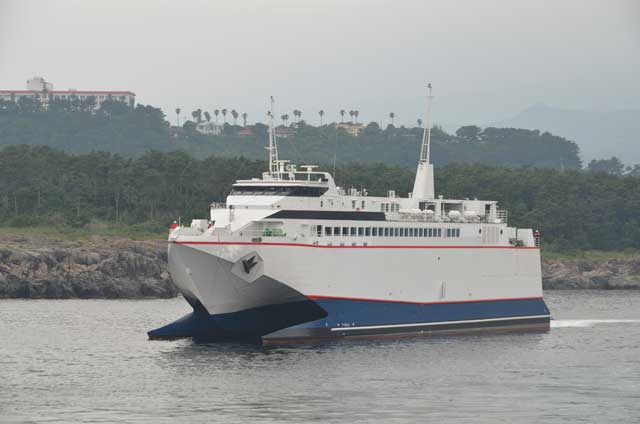 62m ROPAX Ferry 1997 - 468 Pax - 30 Car For Sale