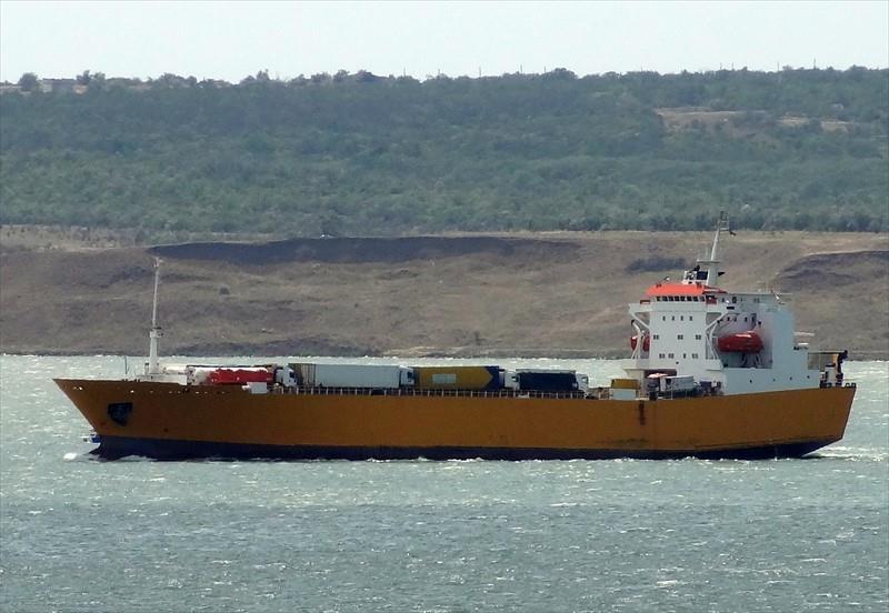 125 RORO Cargo Ship 1989 - 347 TEU - DWT 3966 For Sale