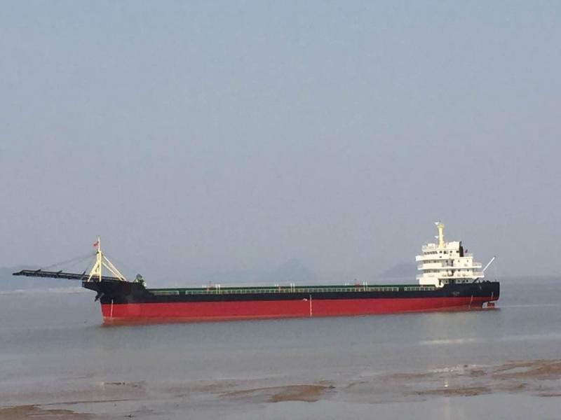 113m Sand Carrier 2015 - Uploading - DWT 7151 For Sale