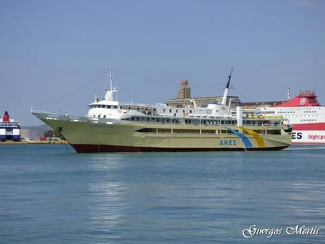 77m ROPAX Car Passenger Ferry 1999 - 1000 Pax 115 Car - DWT 450 For Sale