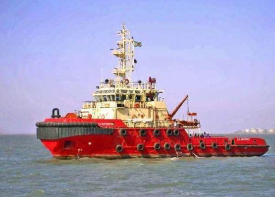 37m Anchor Handling Tug 2005 - Deck Crane - DWT 361 For Sale
