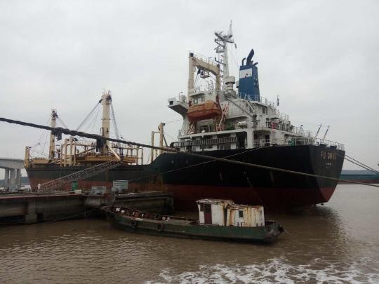 101m General Cargo Ship 1997 - Japan Built - DWT 8595 For Sale