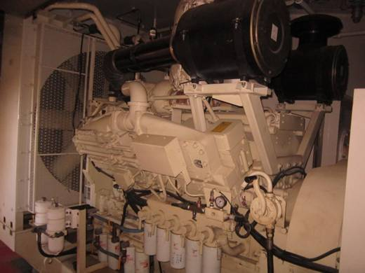 Cummins Marine Generator Set 2010 For Sale