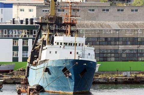 62m Fishing Vessel - Frozen Fish and Fish Meal - DWT 663 For Sale