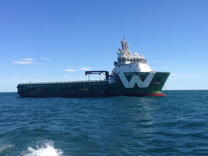 77m Platform Supply Vessel FIFI - 60 Man