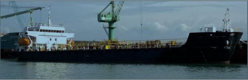 91m Self Propelled Oil Tank Barge - Vegetable Oil Only - Double Hull For Sale