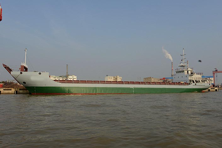 88m Self Propelled LCT Barge 2014 - DWT 3000 For Sale