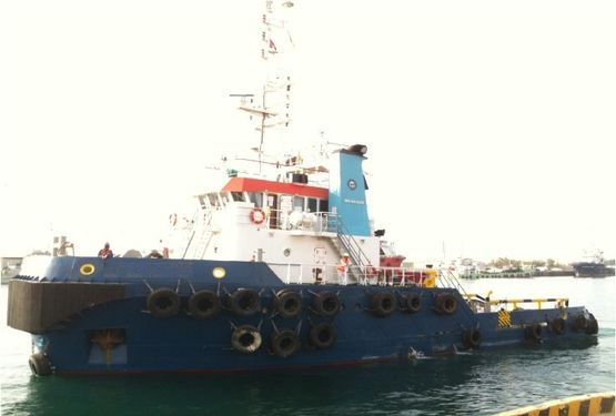 34m Tug Boat 2006 - Twin Screw For Sale