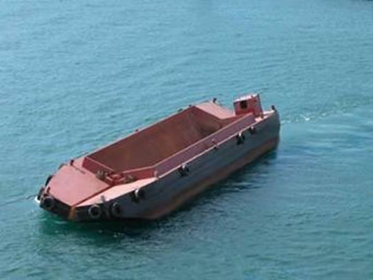 36m Split Barge 2000 For Sale