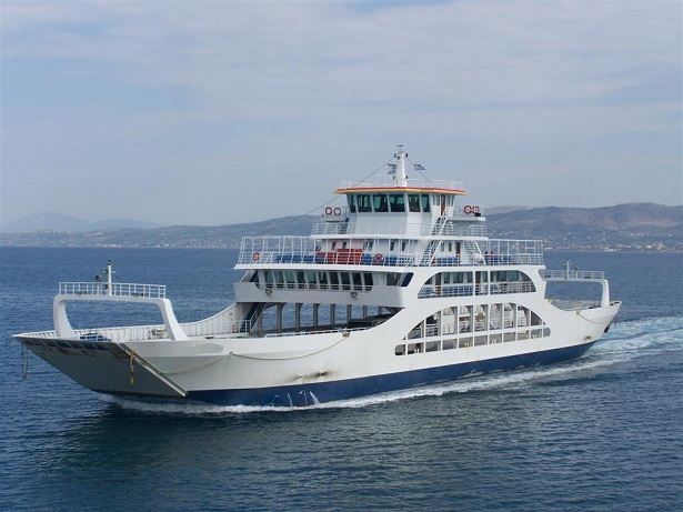 69m Double Ended ROPAX Ferry 2007 - Open Type - DWT 780 For Sale