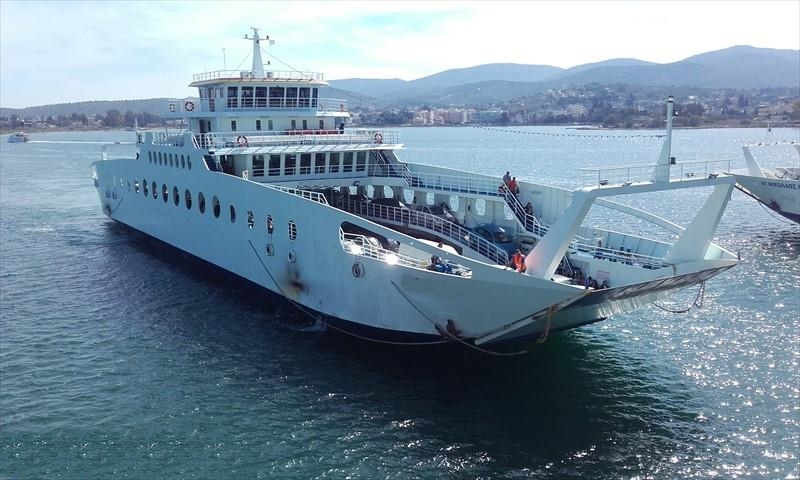 81m Double Ended ROPAX Ferry - Open Type - DWT 380 For Sale