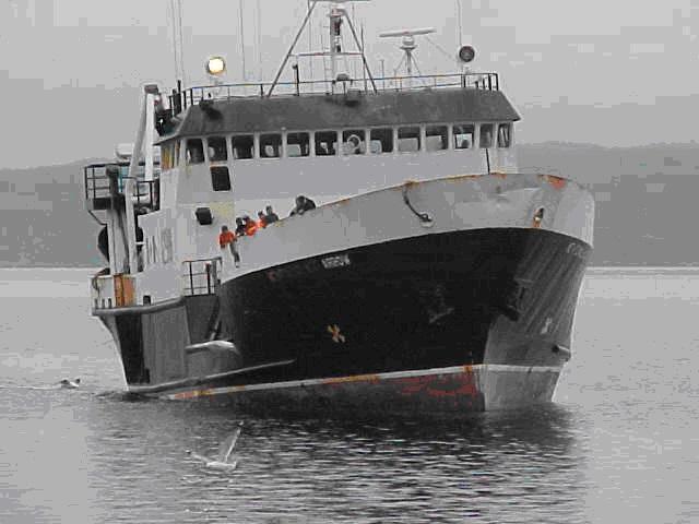 38m Fishing Trawlers - Crew 14 - Enbloc Sale 2 Vessels $650,000. For Sale